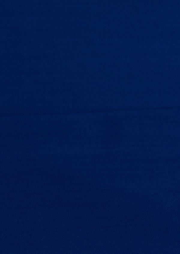 Costume 2 pièces Slim en laine unie bleu roi - Father and Sons 37371