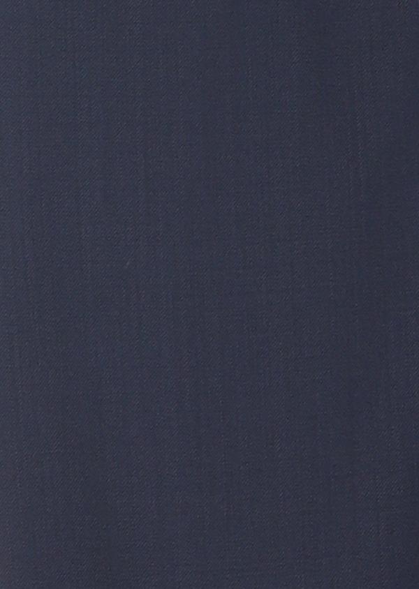Costume 2 pièces Slim en laine unie bleu marine - Father and Sons 31868