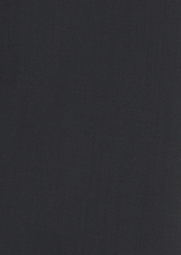 Costume 2 pièces Slim en laine unie noire - Father and Sons 31869