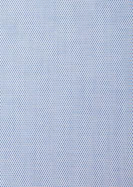 Chemise habillée Slim en coton à motif fantaisie bleu azur 2 - Father And Sons