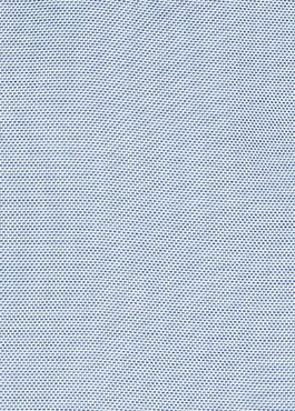 Chemise habillée Slim en popeline de coton azur à motif fantaisie 2 - Father And Sons