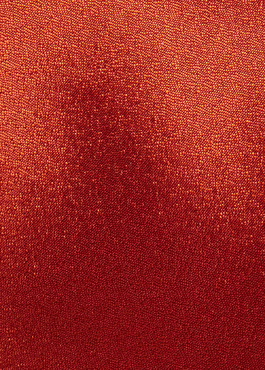 Cravate fine en soie unie orange 2 - Father And Sons