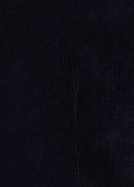 Gilet de costume coordonnable en velours bleu marine 2 - Father And Sons
