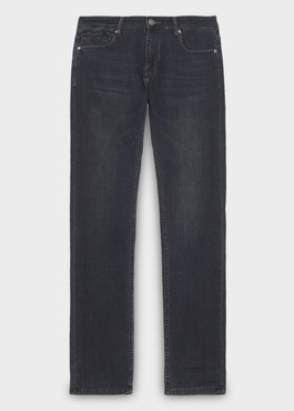 Jean skinny en coton gris 1 - Father And Sons