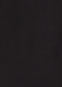 Chino slack skinny en coton façonné uni noir 2 - Father And Sons