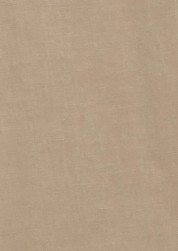 Bermuda en coton uni beige - Father and Sons 20394