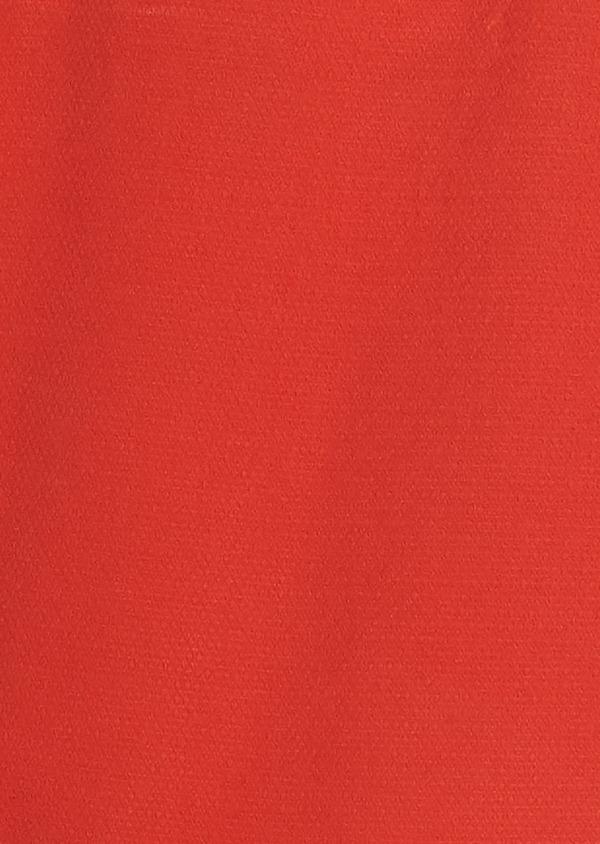 Bermuda en coton stretch uni orange - Father and Sons 18830