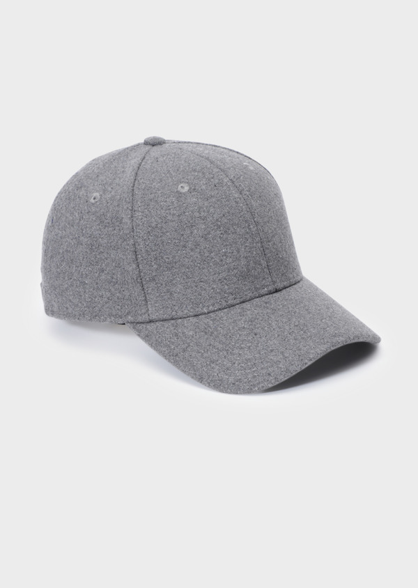 Casquette unie grise - Father and Sons 34756