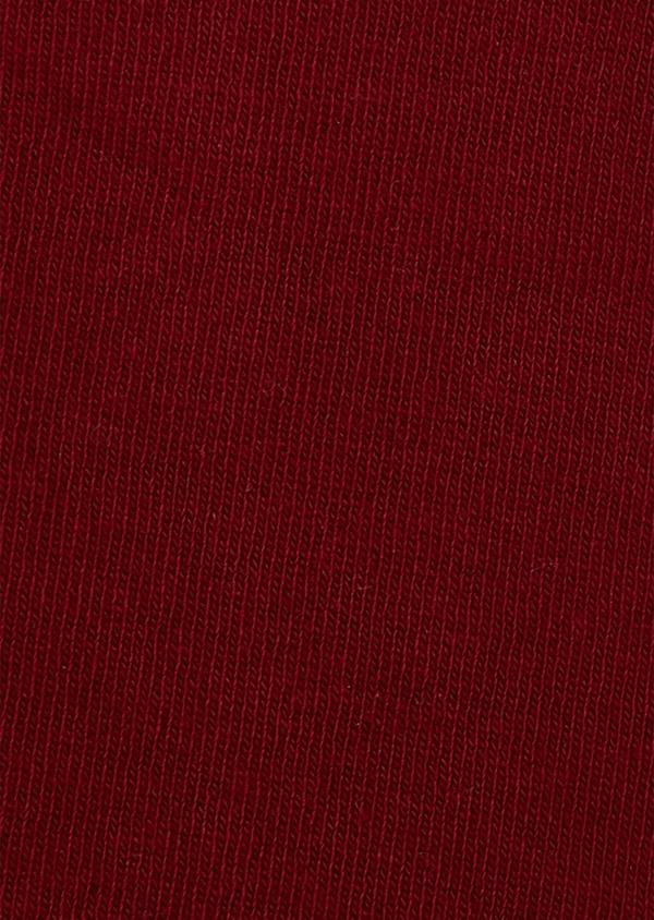 Chaussettes en coton mélangé lie de vin - Father and Sons 25803