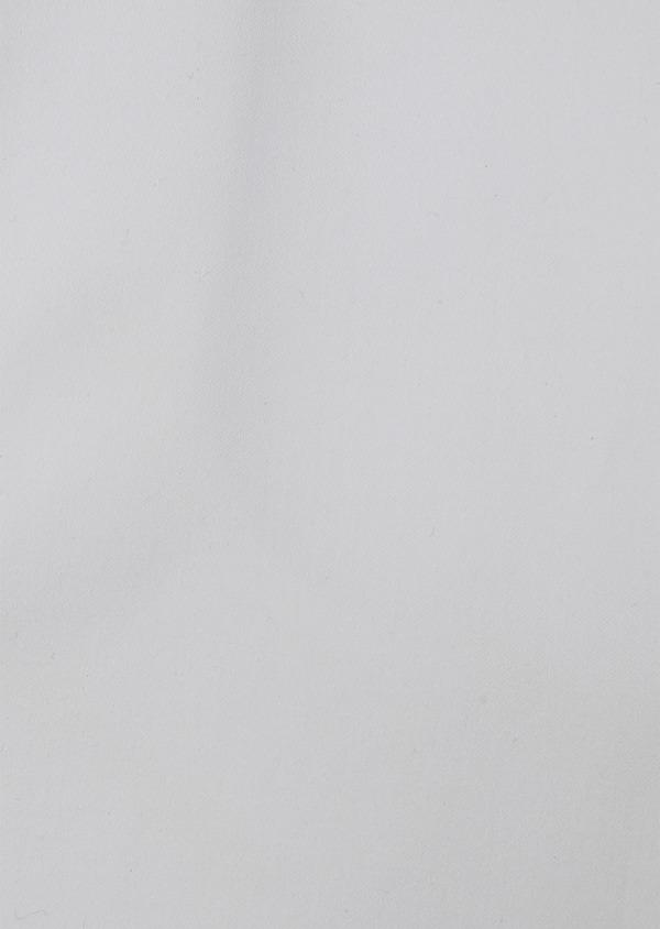 Chemise habillée Regular en satin blanc uni - Father and Sons 26043