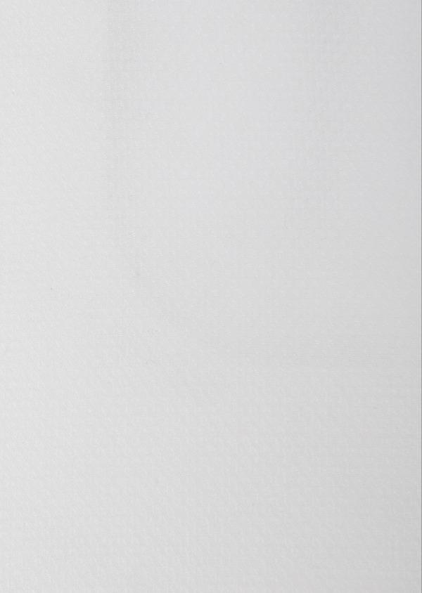 Chemise habillée Slim en coton façonné à motif fantaisie blanc - Father and Sons 31704