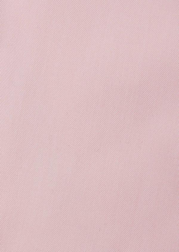 Chemise habillée Slim en coton Oxford uni rose - Father and Sons 26050