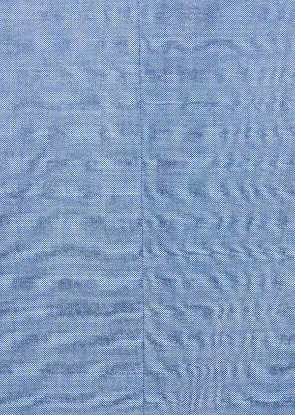 Costume 2 pièces Slim en laine unie bleu azur - Father and Sons 32770