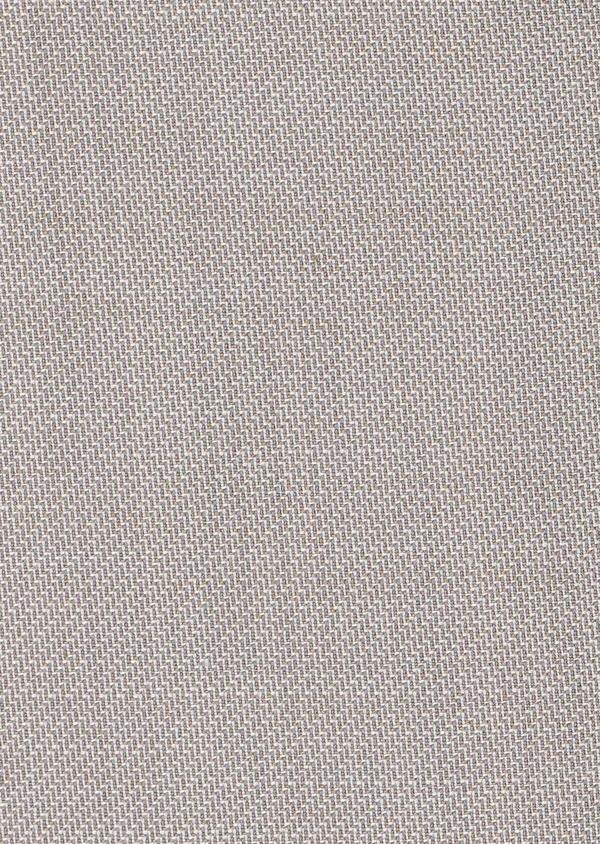 Costume 2 pièces Slim en laine façonnée unie beige - Father and Sons 32712
