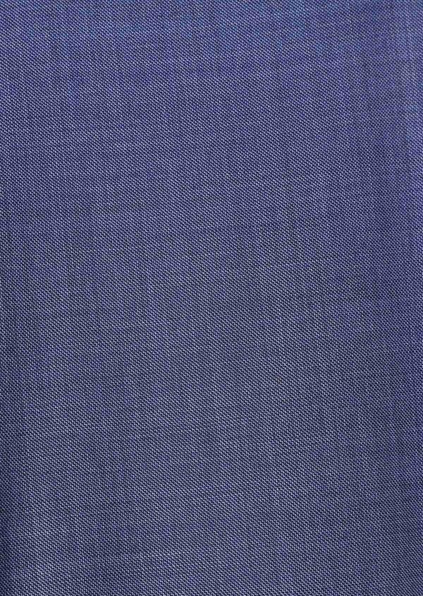 Costume 2 pièces Slim en laine unie bleu glacier - Father and Sons 32642