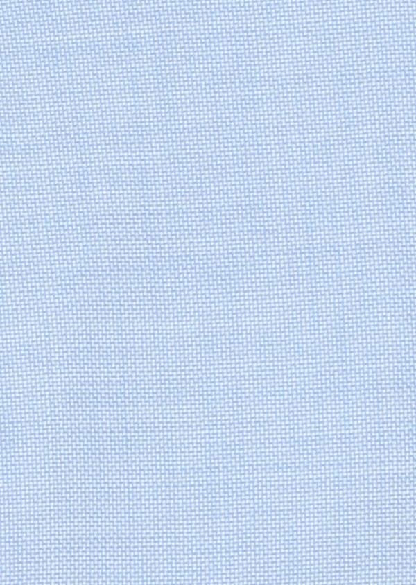 Costume 2 pièces Slim en laine unie bleu ciel - Father and Sons 33805