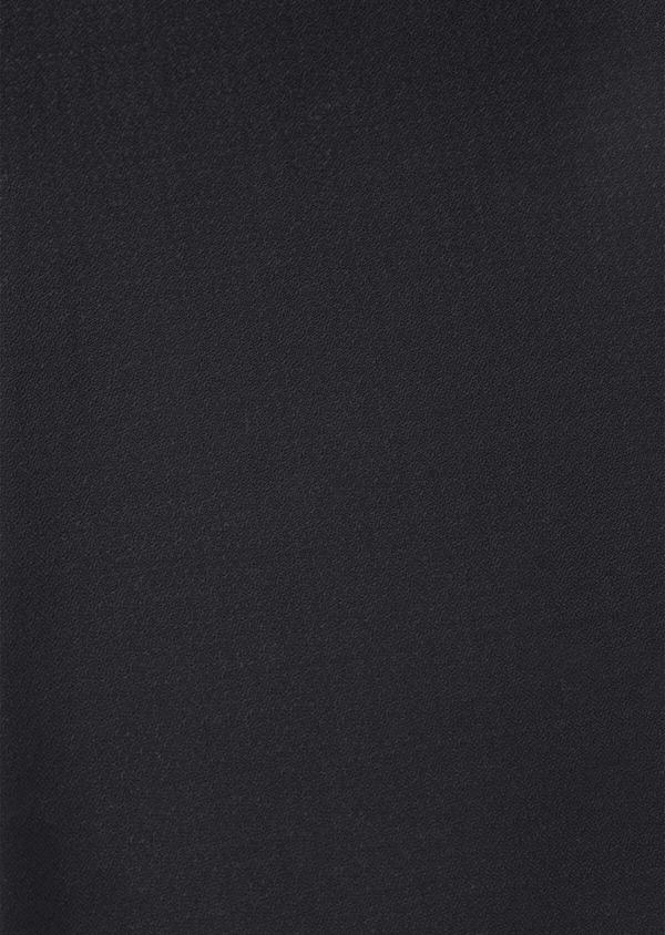 Costume 2 pièces Slim en laine unie noire - Father and Sons 32763