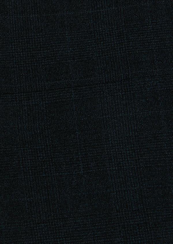 Costume 2 pièces Slim en laine bleu marine Prince de Galles - Father and Sons 26463