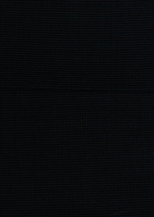 Costume 2 pièces Slim en laine à rayures bleu marine - Father and Sons 26473