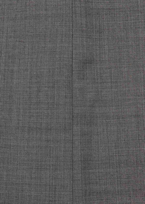 Costume 2 pièces Slim en laine unie grise - Father and Sons 31485