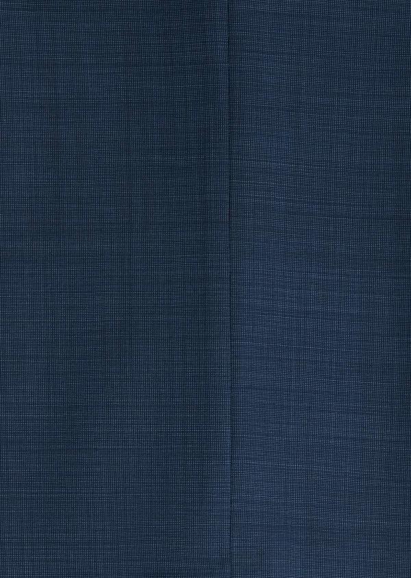 Costume 2 pièces Slim en laine bleu indigo - Father and Sons 20164