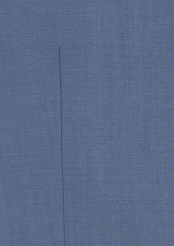 Gilet de costume en laine bleu gris - Father and Sons 20198