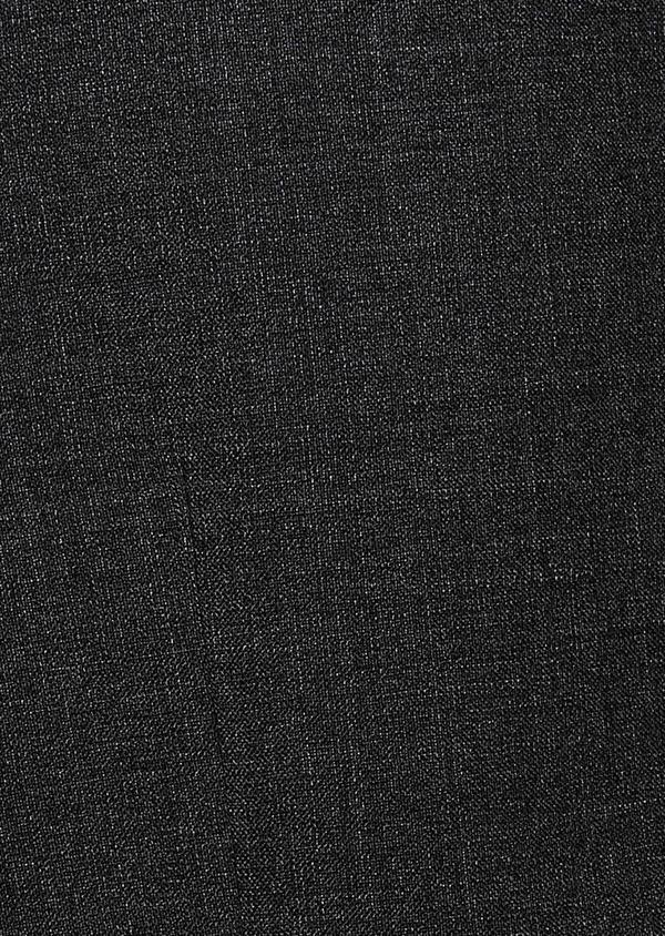 Gilet de costume voyage en laine unie grise - Father and Sons 31826