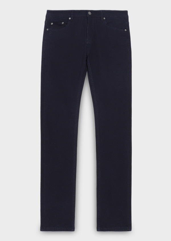 Jean skinny en coton marine - Father and Sons 27808