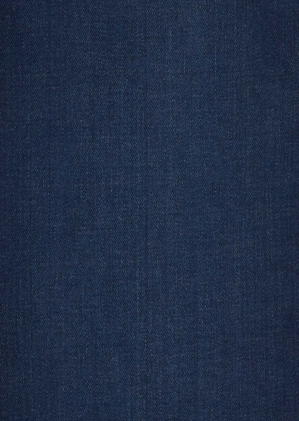 Jean skinny en coton stretch bleu chambray - Father and Sons 36947