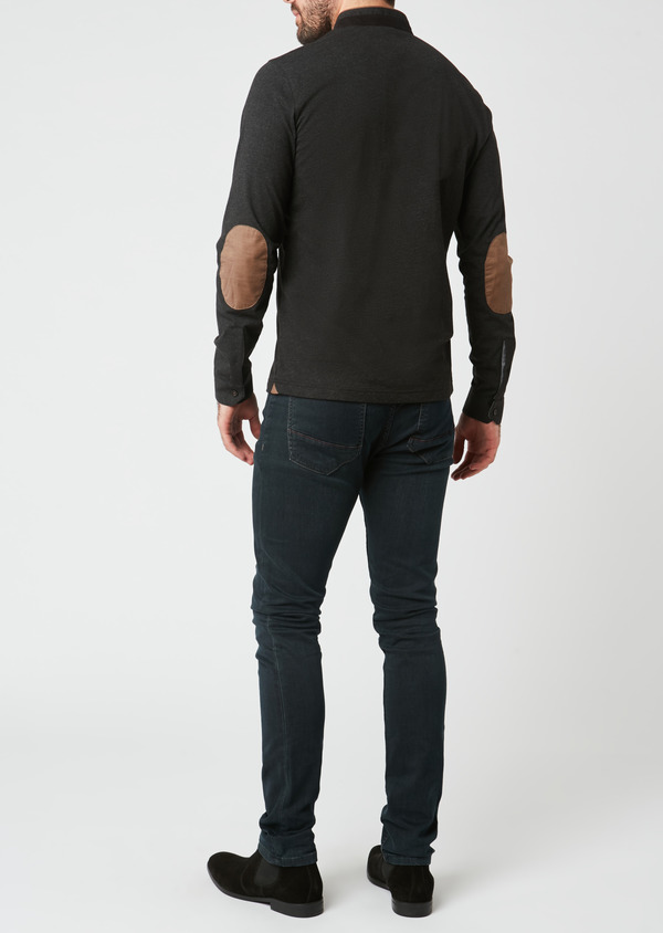 Jean skinny en coton gris - Father and Sons 27799