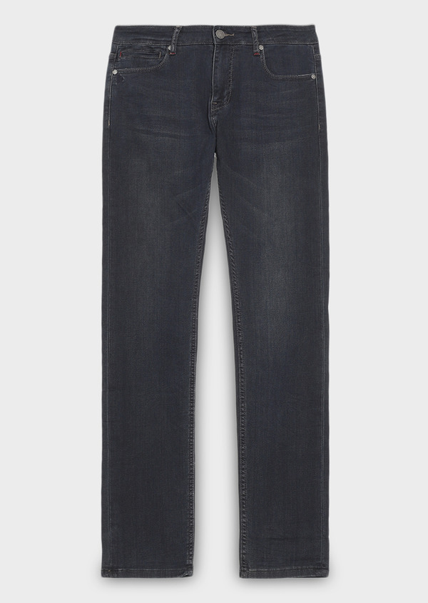 Jean skinny en coton gris - Father and Sons 27796