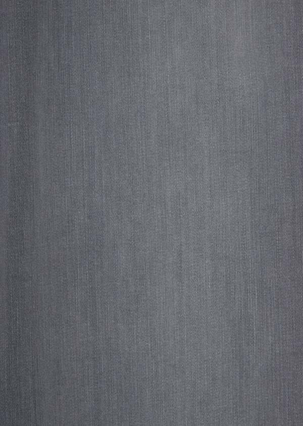 Jean skinny en coton mélangé stretch gris clair - Father and Sons 36703