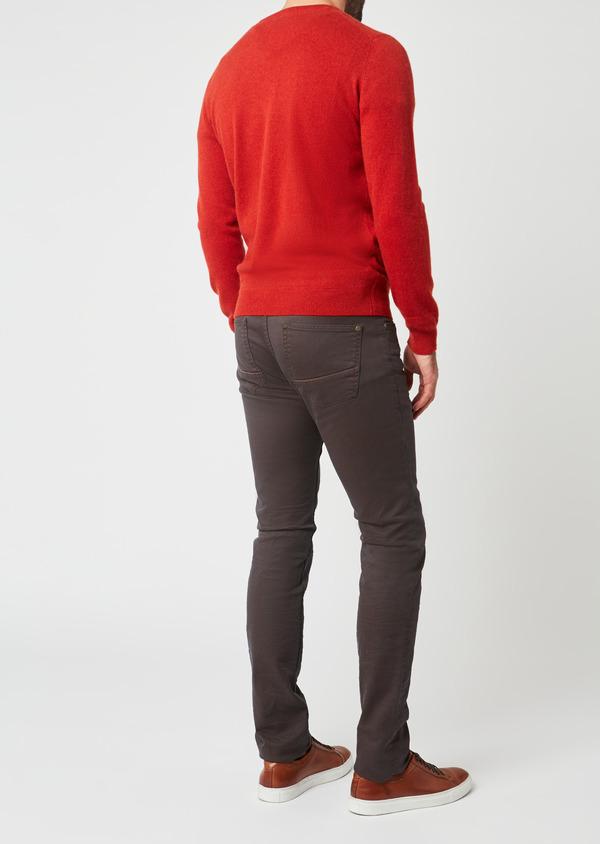 Jean skinny en coton gris moyen - Father and Sons 27822
