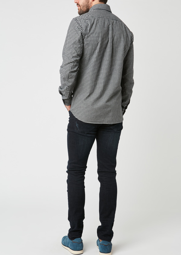 Jean skinny en coton indigo - Father and Sons 27817