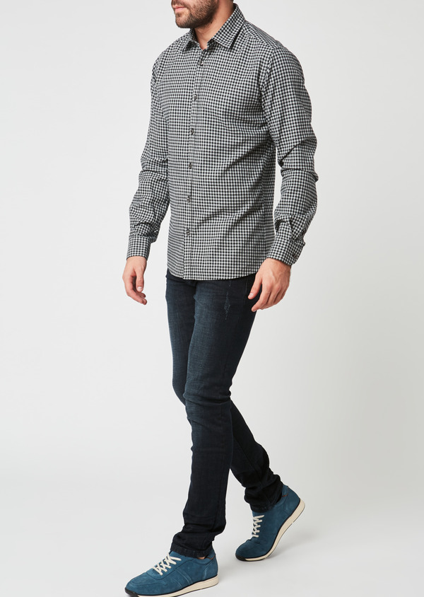 Jean skinny en coton indigo - Father and Sons 27816