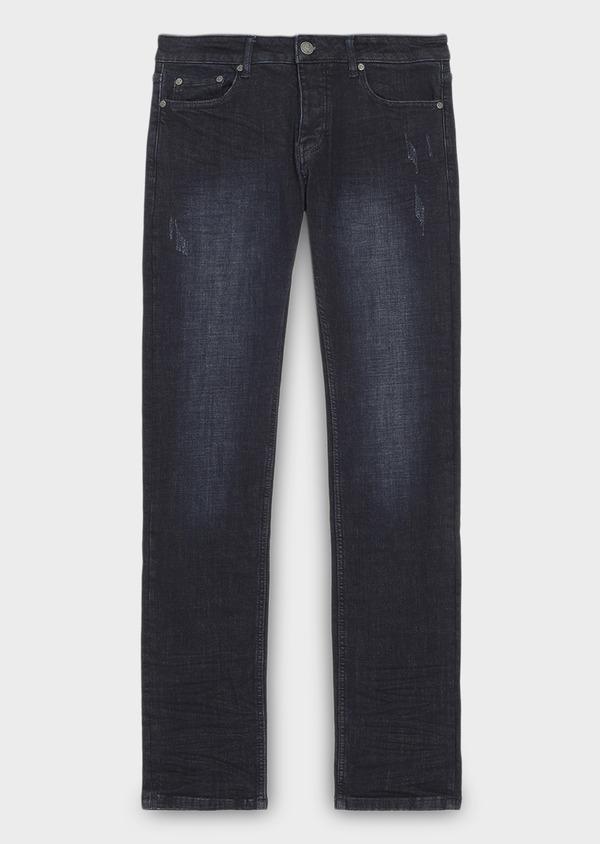 Jean skinny en coton indigo - Father and Sons 27814