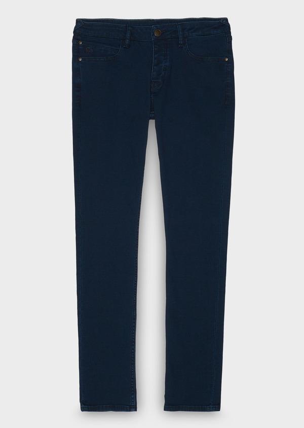 Jean skinny en coton bleu indigo - Father and Sons 26825