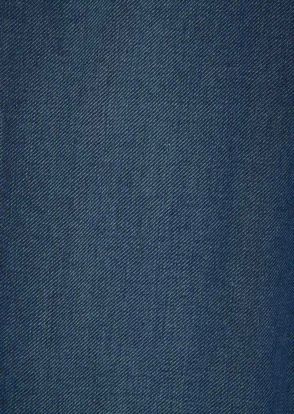 Jean skinny en coton stretch bleu indigo - Father and Sons 36955