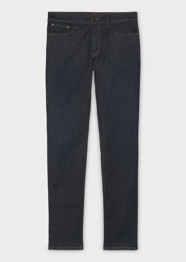 Jean skinny en coton stretch bleu brut - Father and Sons 18157