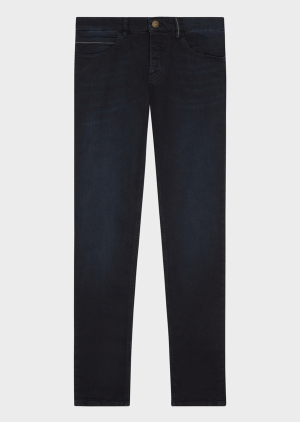 Jean skinny en coton stretch noir - Father and Sons 36950