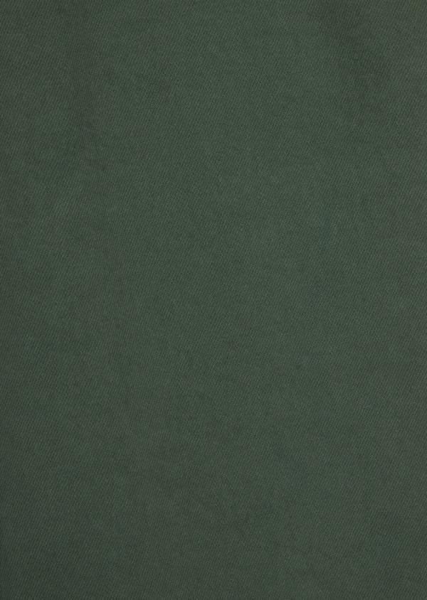 Jean skinny en coton strech vert kaki - Father and Sons 36715