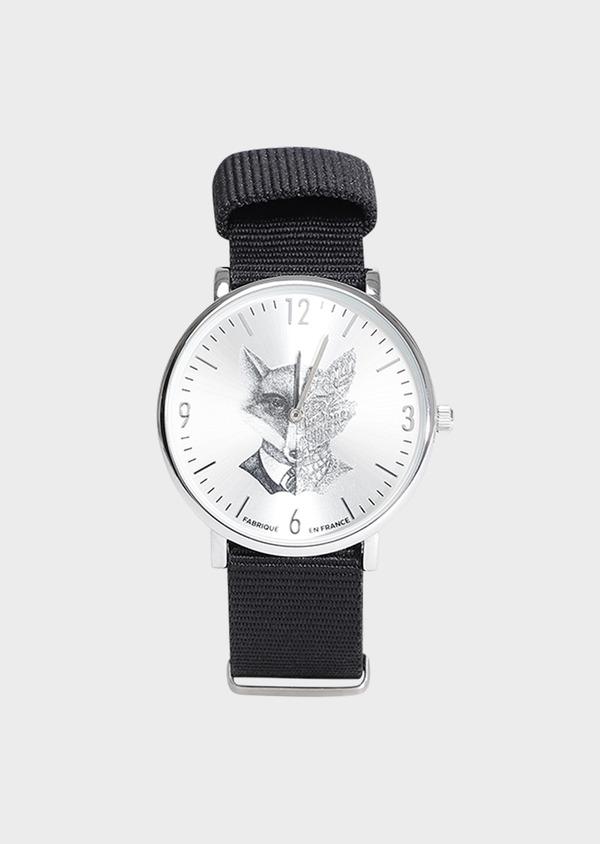 Montre Edition Limitée Ardif bracelet nato noir - Father and Sons 33209