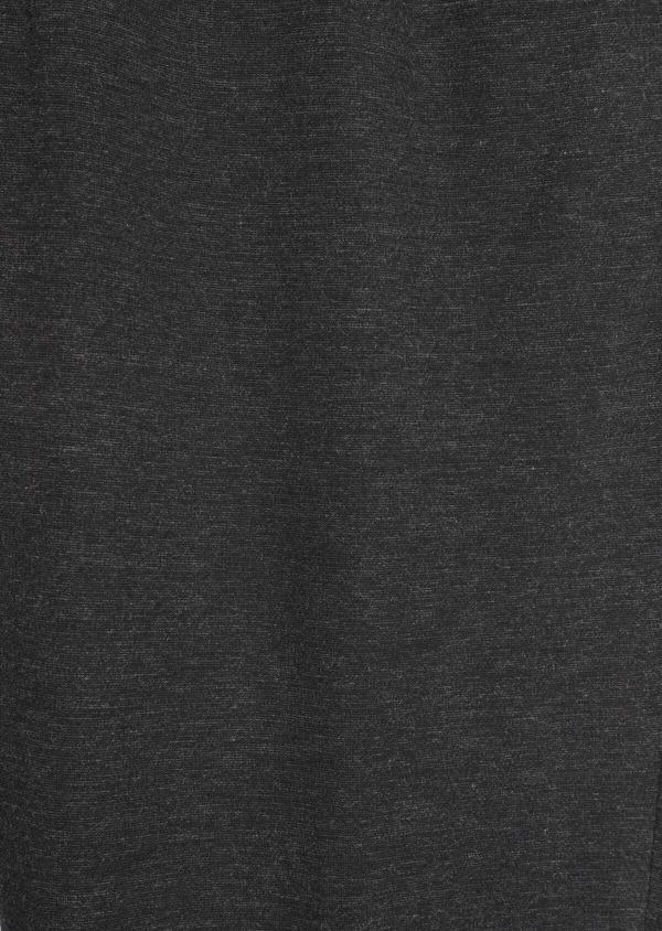 Pantalon coordonnable Slim en jersey uni gris - Father and Sons 35691