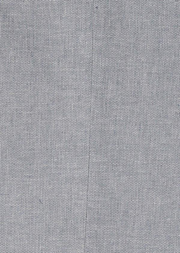 Pantalon coordonnable skinny en lin mélangé gris - Father and Sons 20212