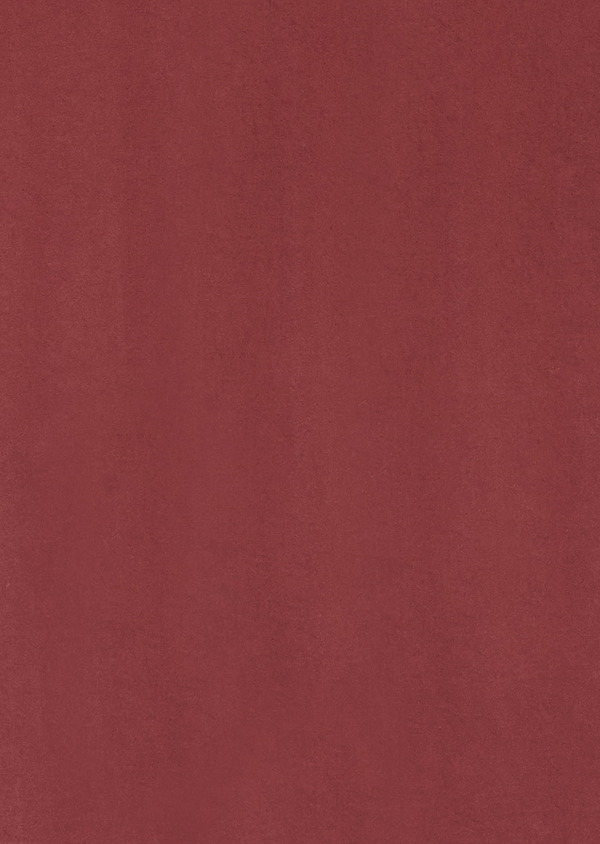 Chino slack skinny en coton stretch uni bordeaux - Father and Sons 31134