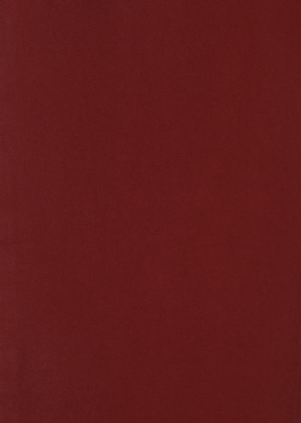 Chino slack skinny en coton uni bordeaux - Father and Sons 31182