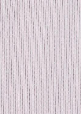 Chemise habillée Slim en popeline de coton rayée rose 2 - Father And Sons