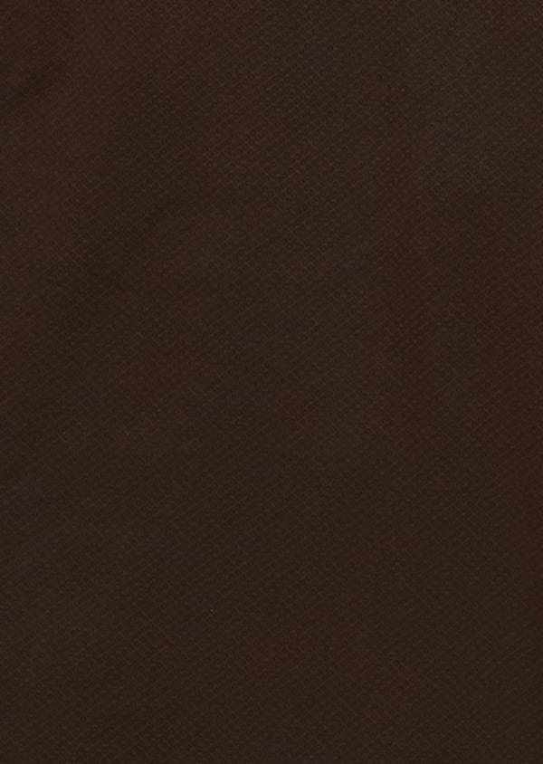 Bermuda en coton stretch marron à motifs - Father and Sons 4637