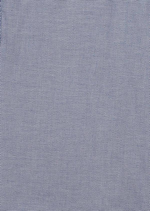 Bermuda en coton stretch bleu à motifs géométriques - Father and Sons 4624