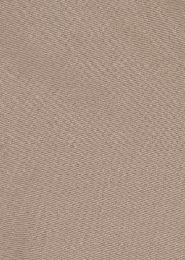 Veste saharienne en coton uni beige - Father and Sons 4729